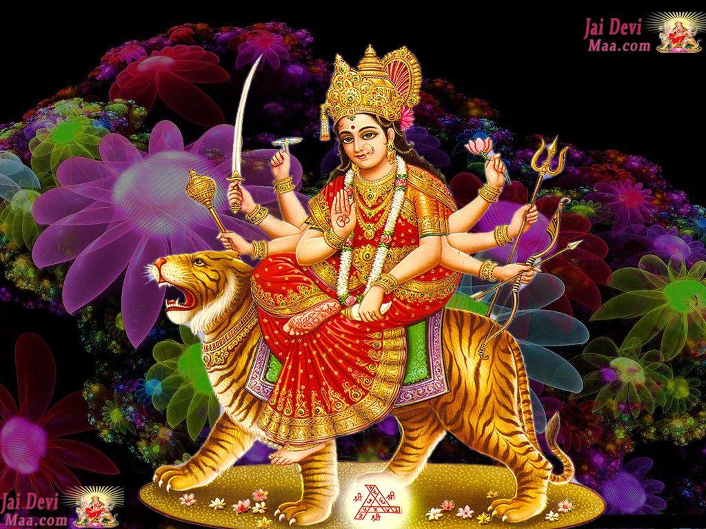 Maa Durga Hd Wallpaper Images Photos Free Download Happy New