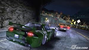 NEED FOR SPEED CARBON HIGHLY COMPRESSED IN 5MB - FREE GAMES