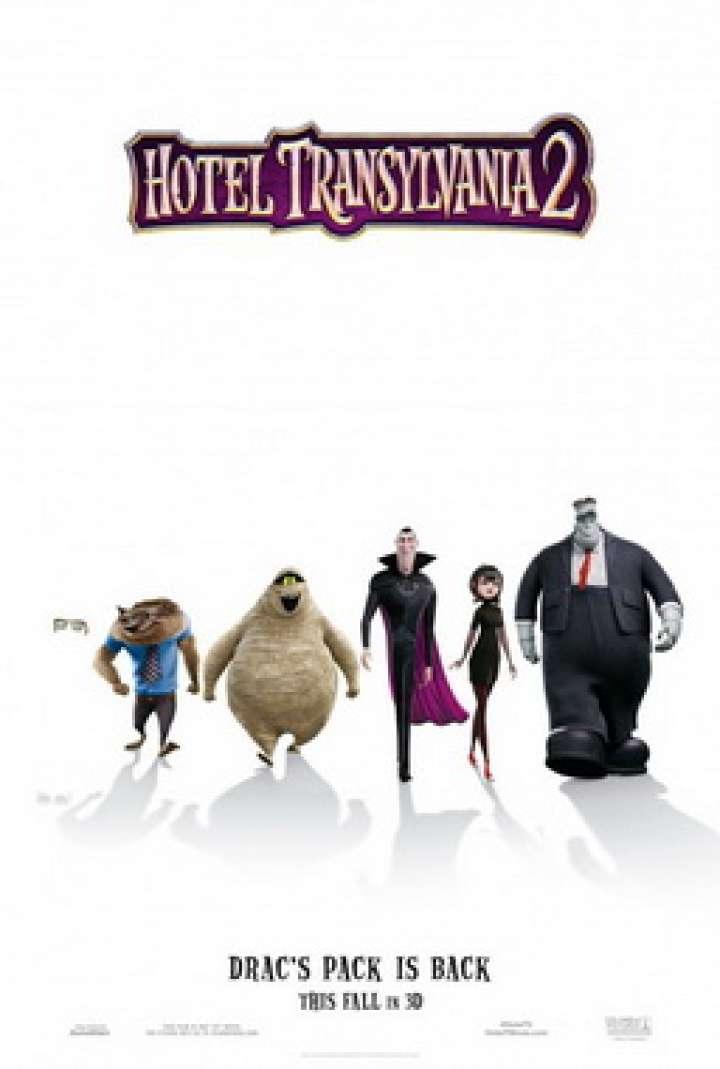 """Hotel Transylvania 2 โรงแรมผี หนีไปพักร้อน"""