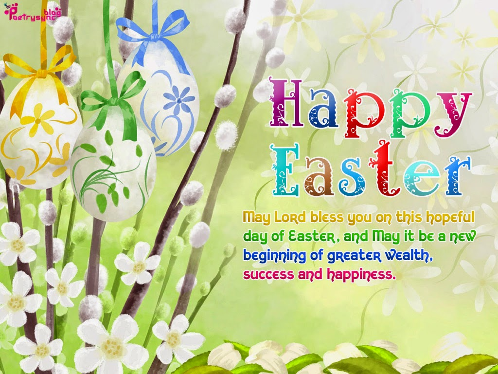 Happy easter greetings 2018 best easter greetings messages easter easter greetings for facebook m4hsunfo