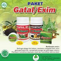 Obat Herbal Exim/Eksim Basah/ Eksim Kering Kadas Kudis Asli Ampuh Dan Tanpa Efek Samping DeNature