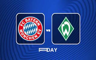 Bayern Munich vs Werder Bremen – Highlights