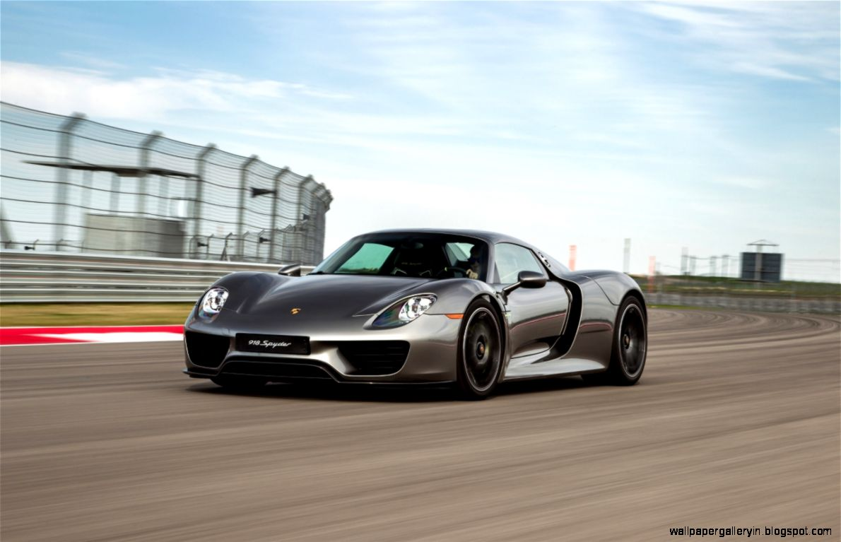 Porsche Hd Wallpapers 1080p: Porsche 918 Spyder Wallpapers Hd