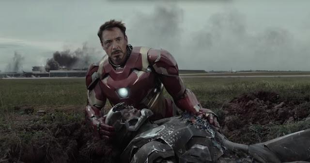 Equipe dividida no trailer inédito de Capitão América: Guerra Civil