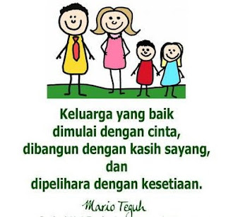 Kata Kata Bijak Keluarga