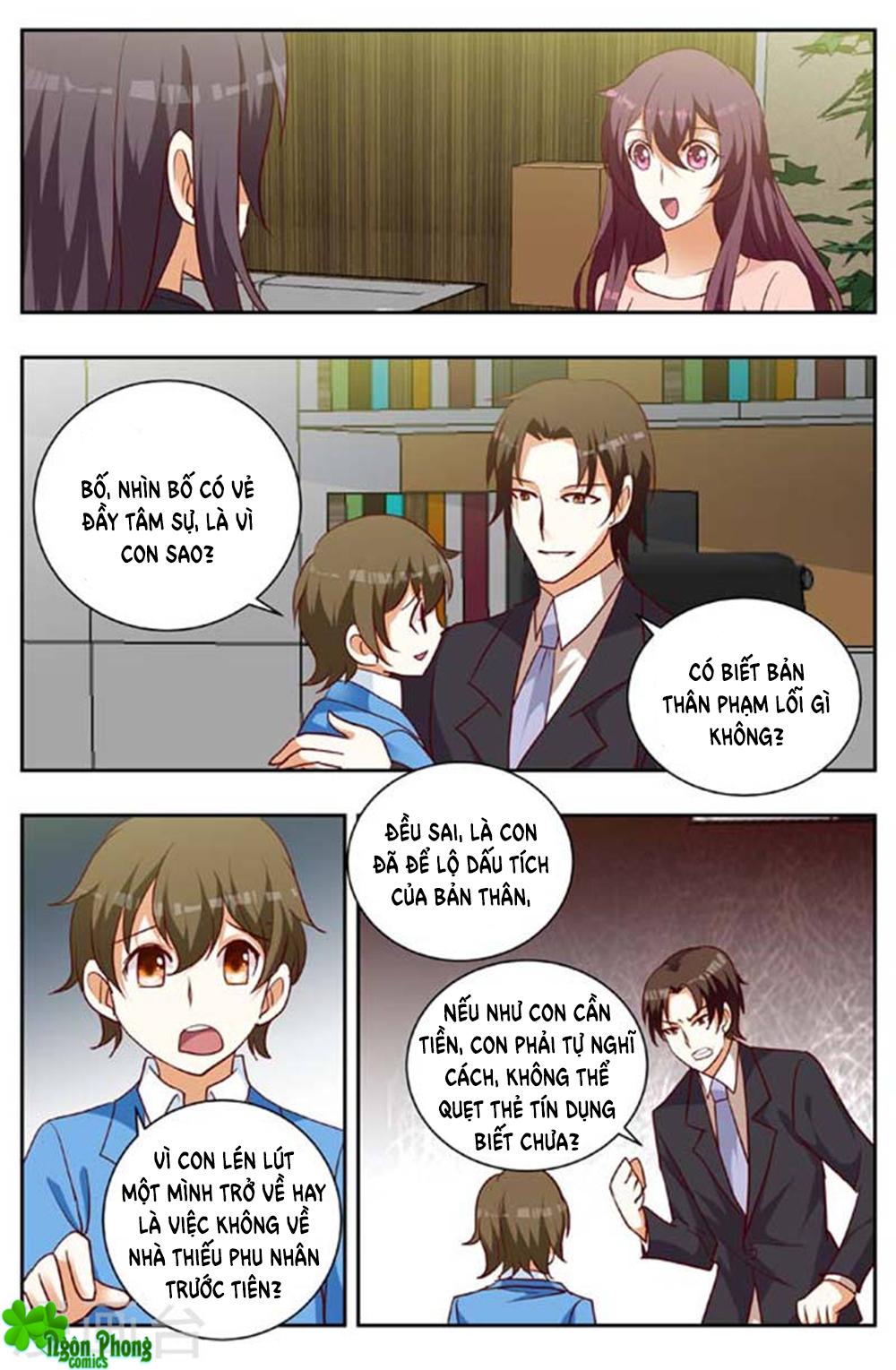 Hào Môn Tiểu Lão Bà Chap 164 - Trang 2