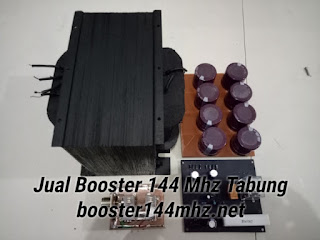 Reticfier Booster 144Mhz Tabung
