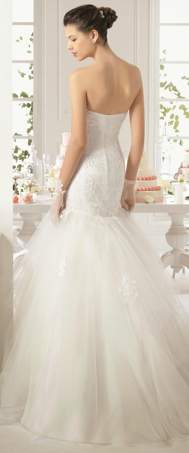 Vintage Ruffle Wedding Dress 76 Marvelous Please contact Aire Barcelona