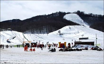 Τρίκαλα: Προετοιμασία στο Χιονοδρομικό Περτουλίου