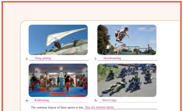 9. Sınıf Yıldırım Yayınları İngilizce A1.2 Ders Kitabı 56. Sayfa Cevapları Theme 4 Sports