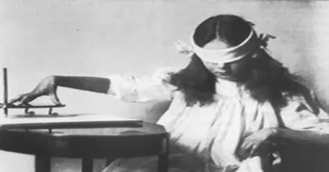 Margaret Foos Seeing Without Eyes Reading with Her Hands