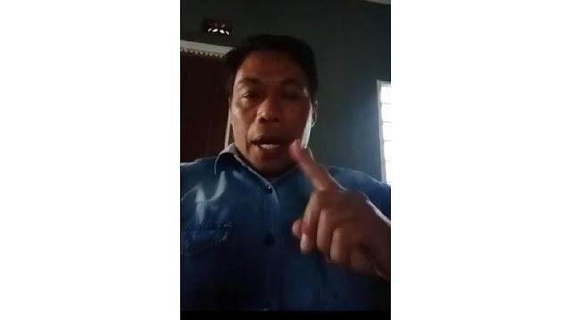 Heboh Kades di Bandung Sindir Fadli Zon dan Tantang Rocky Gerung