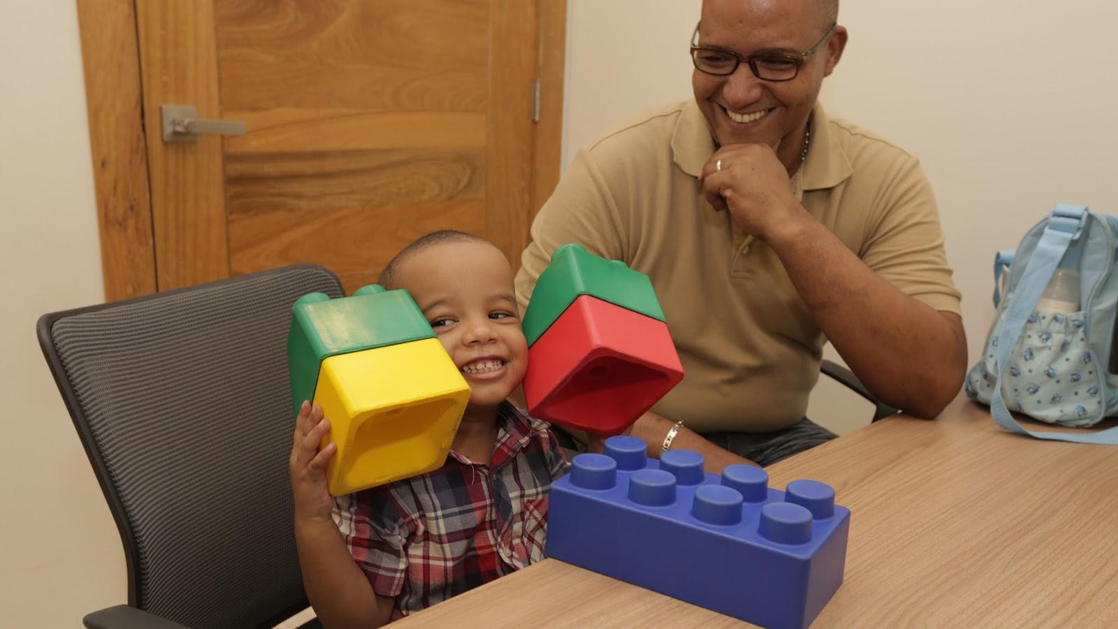 La familia es fundamental para el desarrollo de niños y niñas con habilidades diferentes