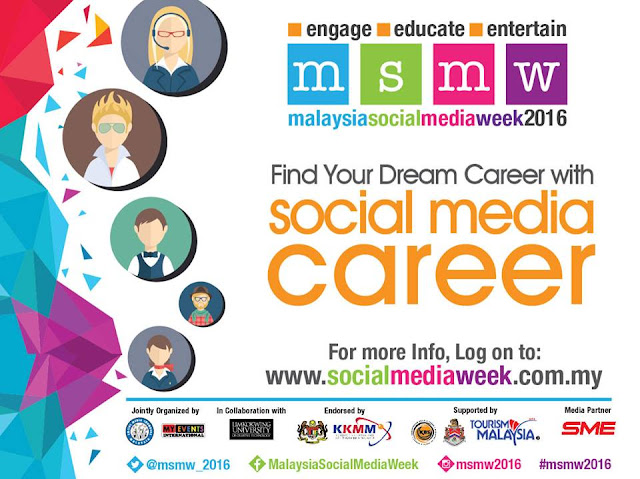Social Media Career at # MSMW2016