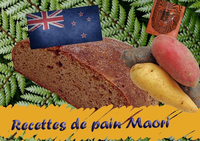 Pain frit, cuisine des Maoris, Nouvelle-Zélande