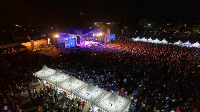 Festival Crossborder Digelar Di Merauke