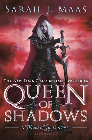 Queen Of Shadows Throne Of Glass Sarah J Maas