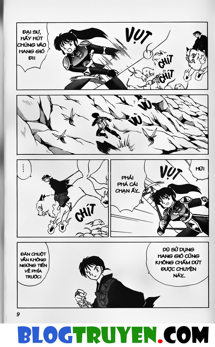 Inuyasha vol 34.1 trang 7
