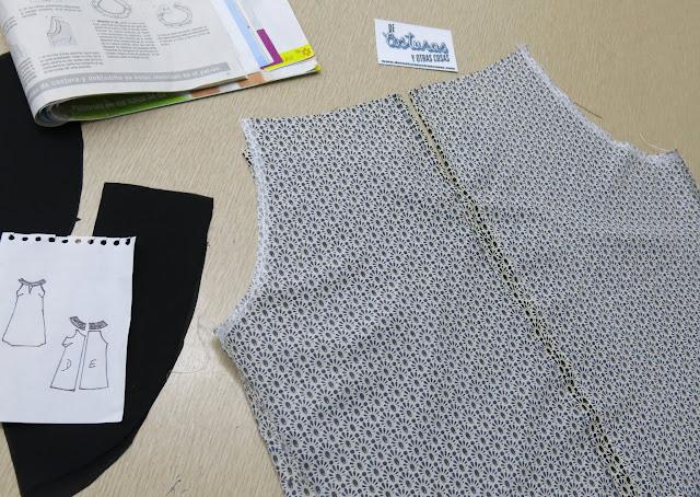 proyecto de costura vestido verano
