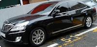 Hyundai Equus фото цена
