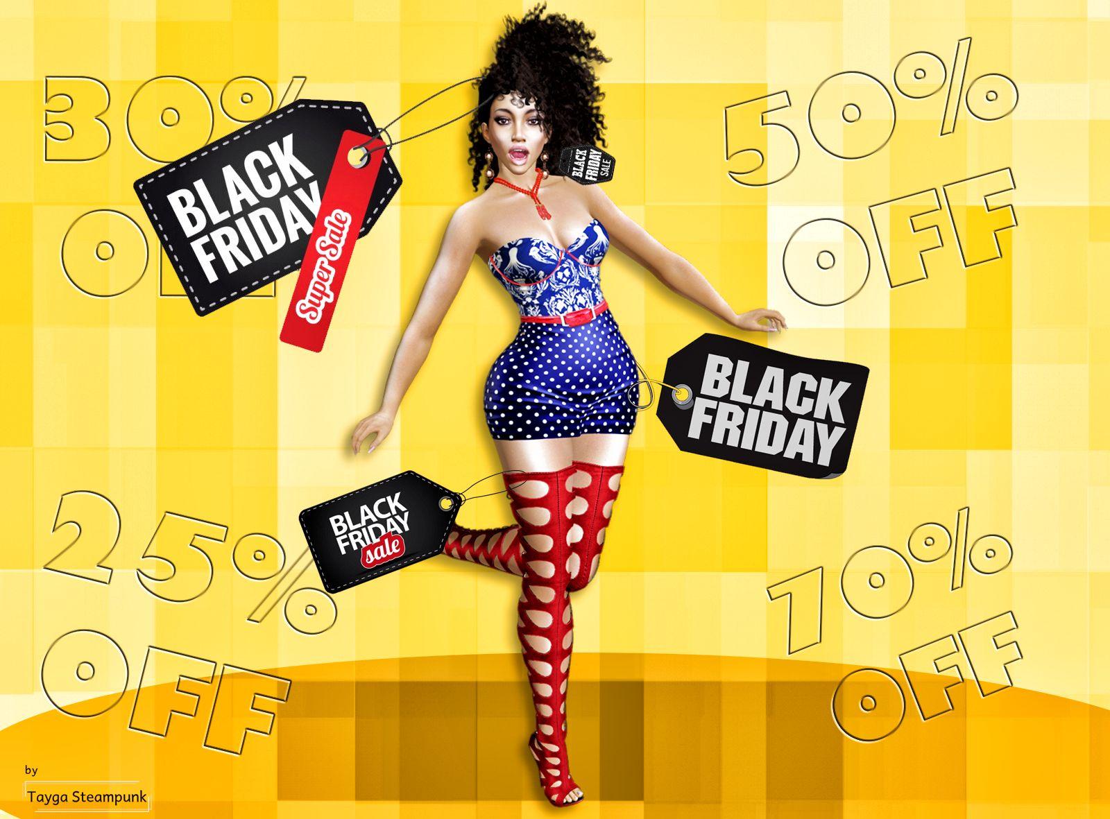 Vem de Black Friday... #97