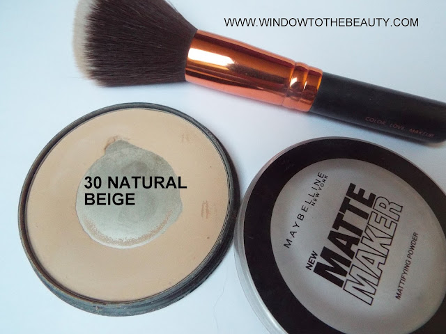 Maybelline Matte Maker Powder 30