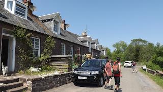 A legkisebb skót falu