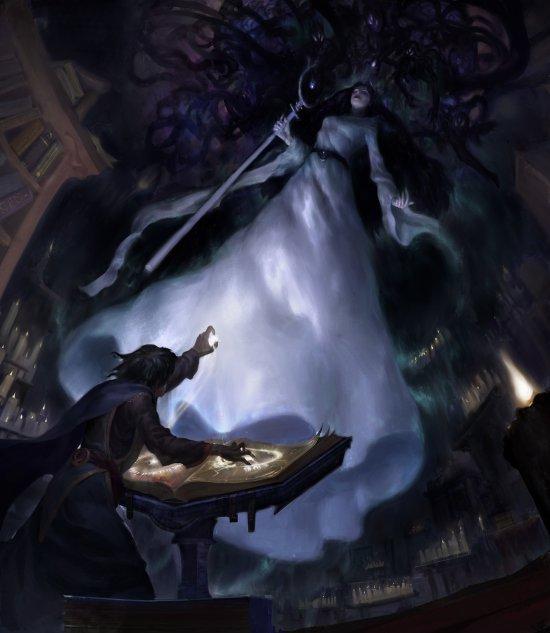 Artur Treffner artstation deviantart arte ilustrações fantasia magia