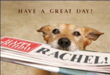 Rachel Tucker Fan Blog Happy Birthday Rachel