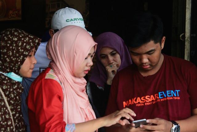 Workshop Fotografi Ponsel Bersama Makassar Event Yanikmatilah Saja