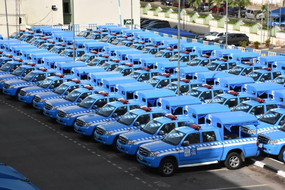Innoson Motors Delivers 77 New Vehicles To FRSC D4QcTd1WwAAF0Wt