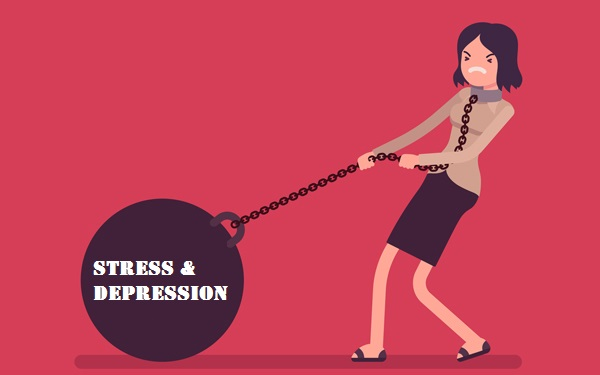 Stress and Depression? It's an Easy Way to Handle It