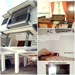 Info Kost Putri di Gejayan Yogyakarta