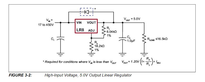 Transformerless 0-400V Power Supply Circuit