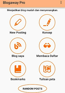 Download Blogaway Pro APK