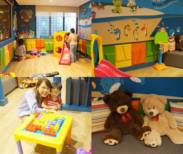 a photo of Somerset Alabang Manila Cubbies Playroom