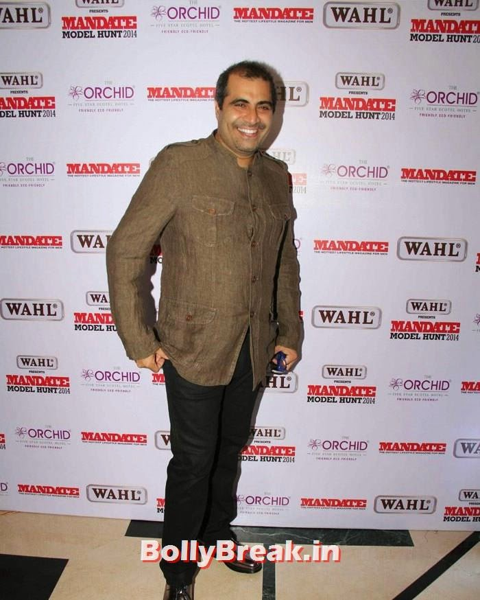 Shailendra Singh, Mandate Model Hunt 2014 Grand Finale Photo Gallery