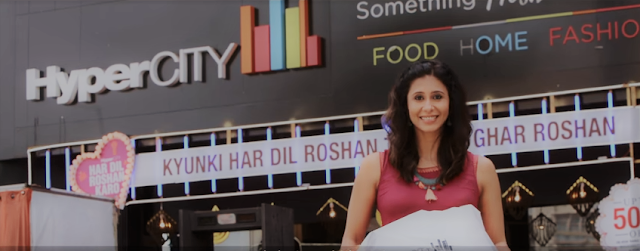 HyperCITY Retail rolls out its first DVC Campaign - #HarDilRoshanKaro!