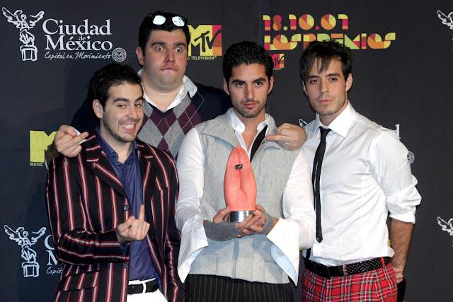Panda PremiosMTV