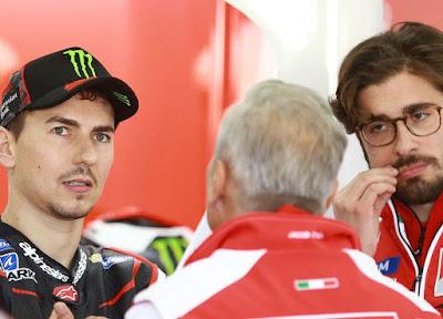 Fans Italia Tolak Kehadiran Lorenzo di Ducati