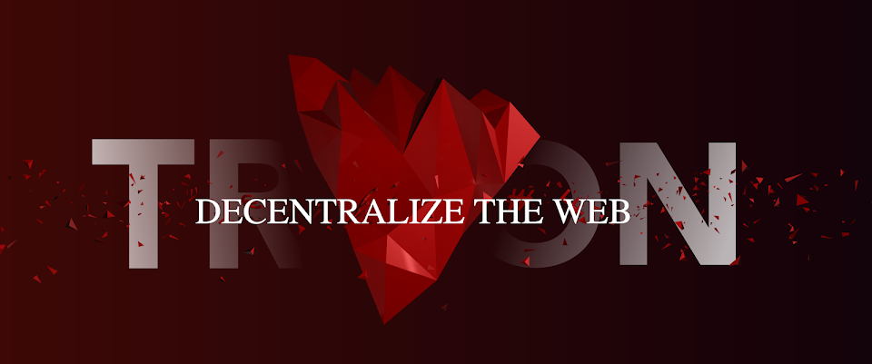 TRON TRX - NEWS - DECENTRALIZE THE WEB