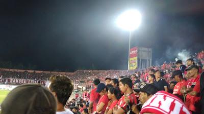 Pengalaman nonton sepakbola langsung di stadion, Nama stadion Bali United, Stadion I Wayan Dipta Gianyar, Foto stadion Bali united Kapten Dipta, foto stadion kapten i wayan dipta bali united