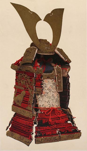 鎌倉時代の鎧兜