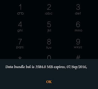 mtn data bundle balance