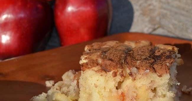 Norwegian Apple Cake Recipe