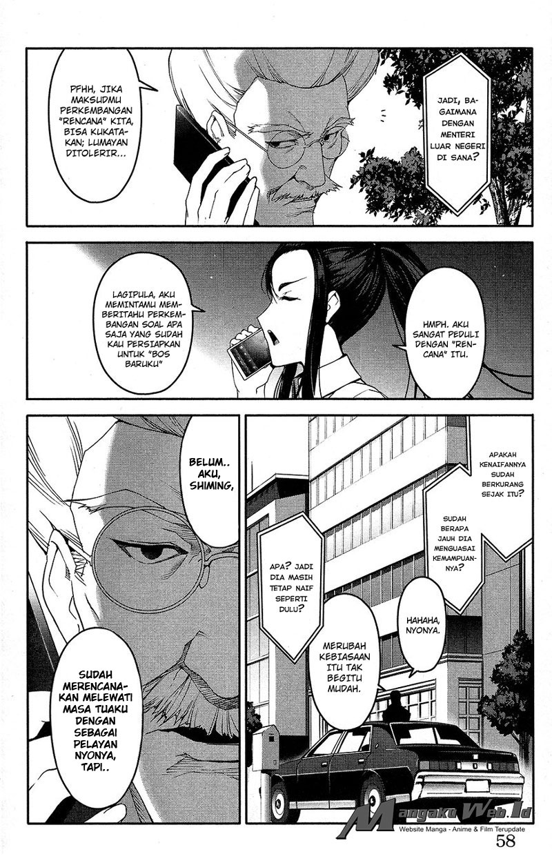 Darwin's Game Chapter 34-9