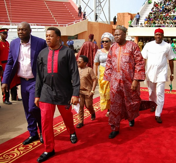 nollywood celebrities gambia