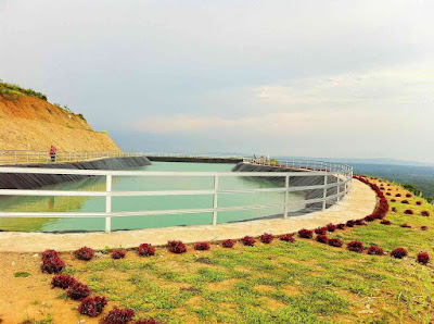 Mini reservoirs Kleco
