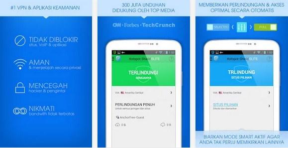 Cara Mudah Membuka Situs yang di Blokir di Smartphone Android