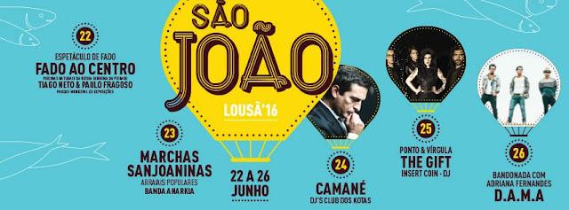 São João da Lousã 2016